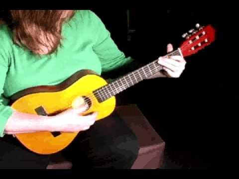 Woodstock Kids Guitar Watch It In Action Youtube