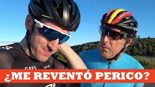 ¿Me reventó Perico Delgado? | Mediterranean Epic GF | Ibon Zugasti