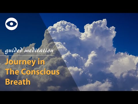 """""""Journey in the conscious breath"""" – guided meditation with circular breathing to release emotions"""