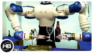 РОБОТЫ, которые ЗАМЕНЯТ ЛЮДЕЙ на производстве. Нашествие роботов