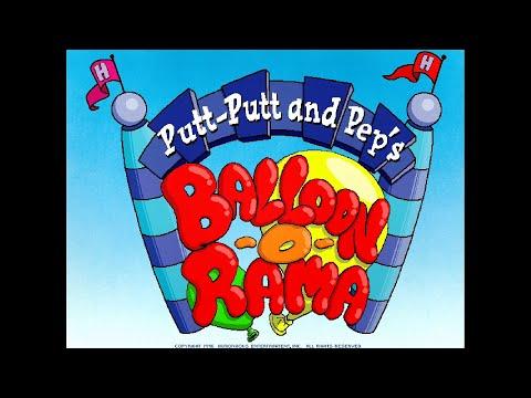Putt-Putt® and Pep's Balloon-o-Rama |