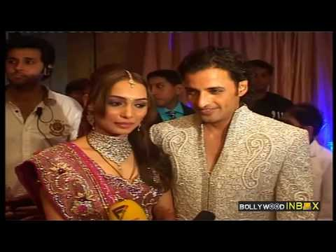 Choreographer Ganesh Hegde & Sunayna's wedding reception