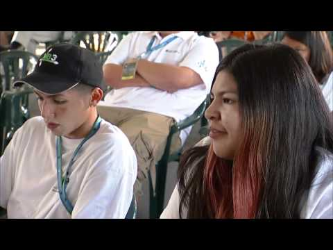 Empowering Native American Youth to use Media, NB3 Foundation Building Change: In Their Own Words