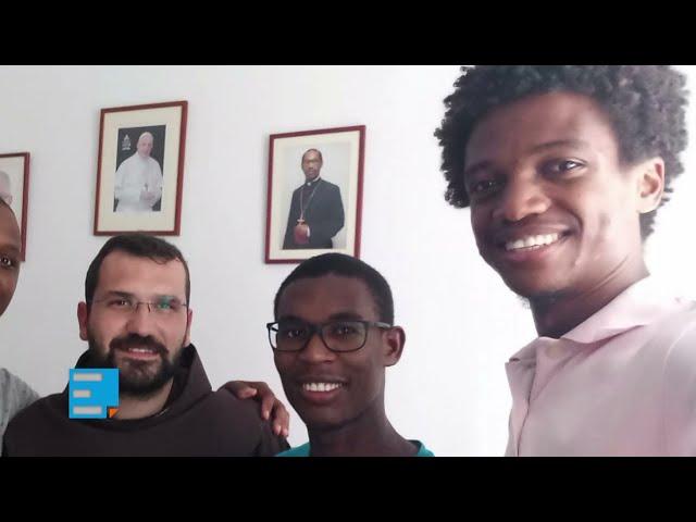 Conversas Além fronteiras: Missão numa zona «muito pobre» de Cabo Verde - Frei Sérgio Pinheiro