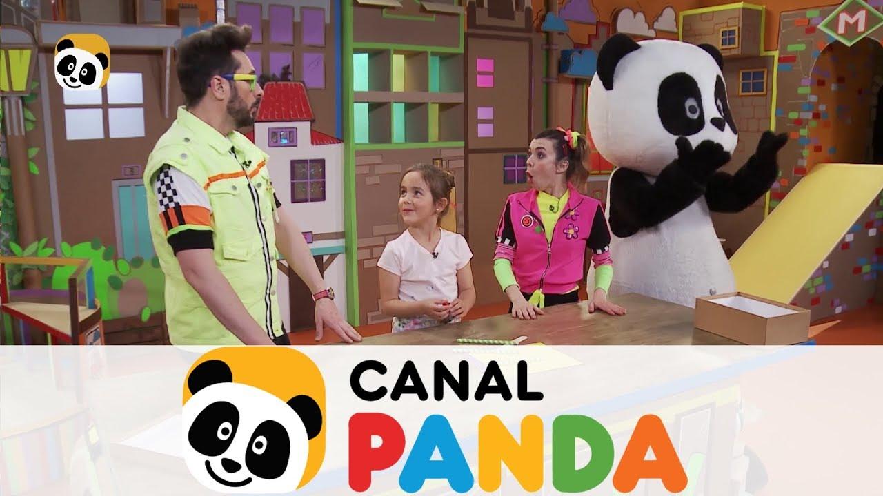 Construye Una Fabulosa Marioneta De Payaso Con Materiales Reciclados Canal Panda Youtube