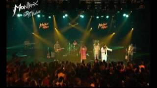 "Chezidek & The NajaVibes "" Free Like A River "" Montreux Jazz Festival 2008"