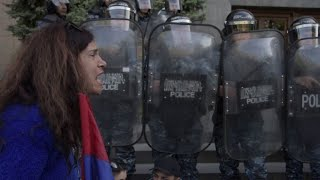 Armenia anti-government protests enter 7th day