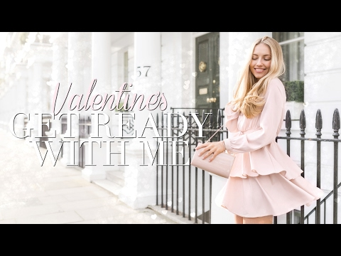 GET READY WITH ME FOR VALENTINE'S DAY | Freddy My Love