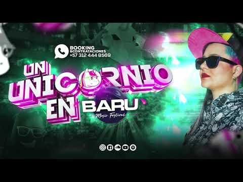 PUPPY SIERNA - UN UNICORNIO EN BARU LIVE SET (ALETEO,ZAPATEO,GUARACHA)