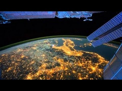 Earth orbit - the portal of the solar system, space boundary which separates us from the u