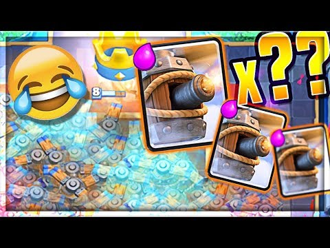 HOW MANY IS THAT!? Clash Royale Molt & Nick