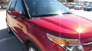 2011 Ford Explorer Limited Start Up, Exterior/ Interior Tour