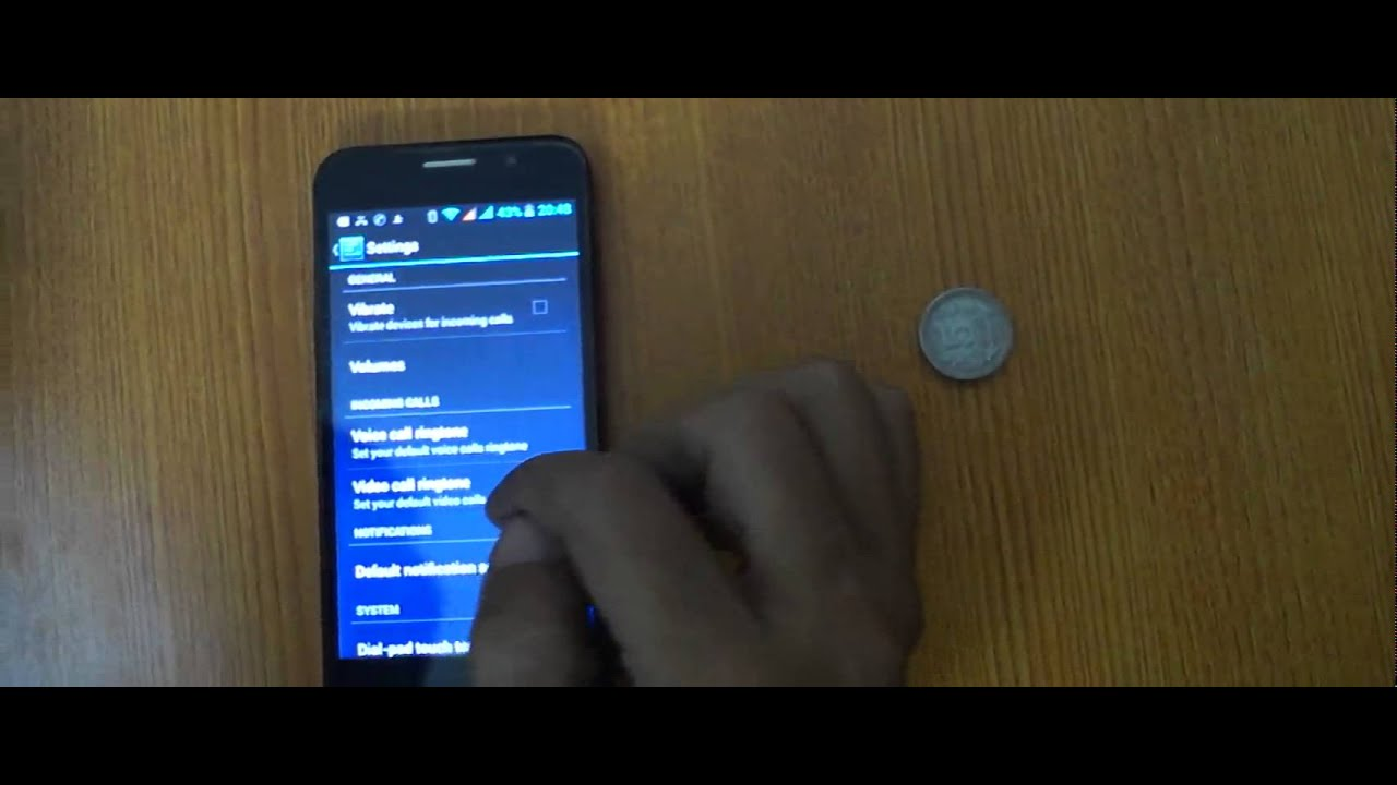 Phone How To Download Ringtone For Android Phones how to set a song as ringtone in android phone youtube phone