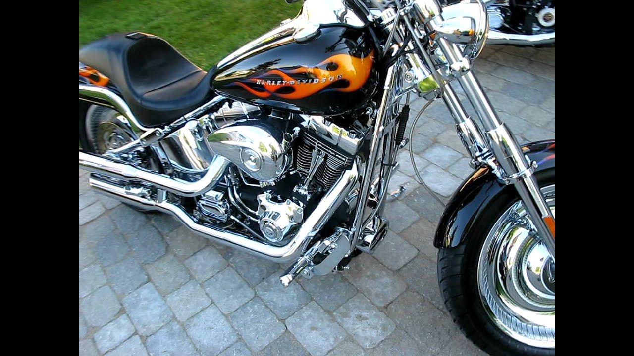 Harley Softail Deuce Custom 103 Cubic Inch Screamin Eagle