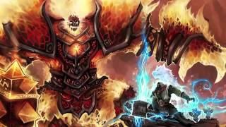 История Вселенной Warcraft История Мира World of Warcraft WoW Lore   Рагнарос Ragnaros