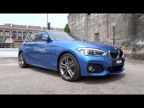 2015 BMW 120i M Sport (5-door) Start-Up and Full Vehicle Tour