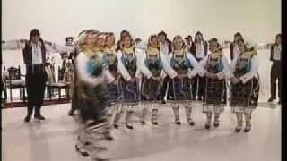 Katevas - Greek Folk Dances (Zonaradika - Thraki)
