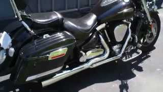 Mutazu Saddlebags ( 2005 Yamaha Road Star ) HL Hard Bags