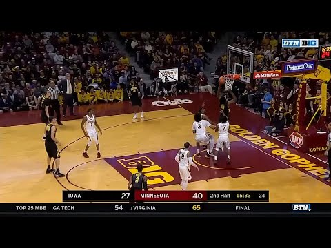 Tyler Cook's Dunk vs. Minnesota
