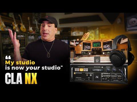 Chris Lord-Alge Explains the CLA Nx Headphone Monitoring Plugin