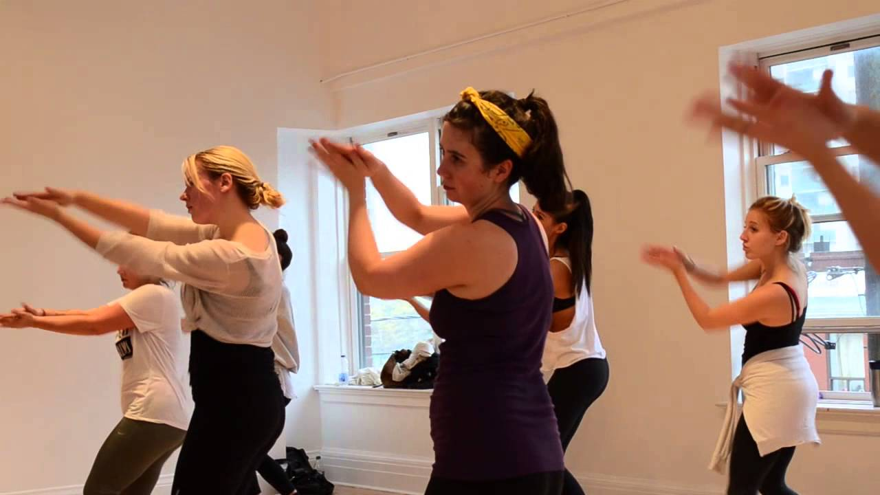Beyography dance class: Learning Beyonce's choreography in Toronto