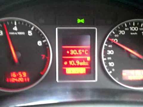 Audi A4 1.8T >> 2004 Audi (B6) A4 1.8T multitronic - Problem - YouTube