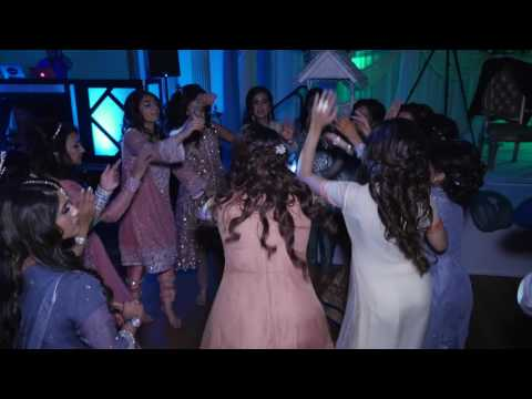 Huge Pakistani Muslim Walima MADIHA AND JAWWAD'S WALIMA 07.28.16 GREENFIELD MANOR