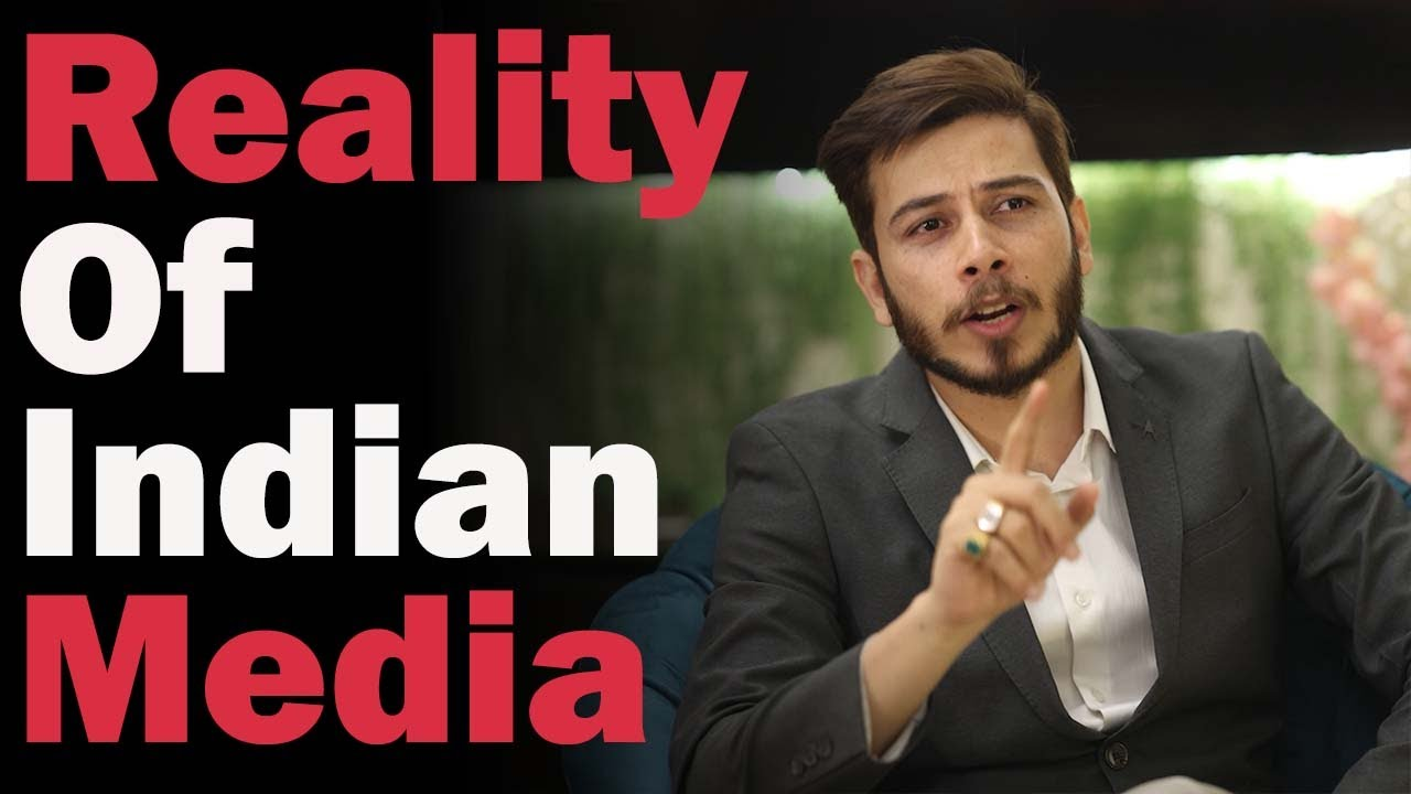 Reality of Indian Media    Nitish Rajput