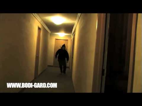 Bodi-Gard personal security system