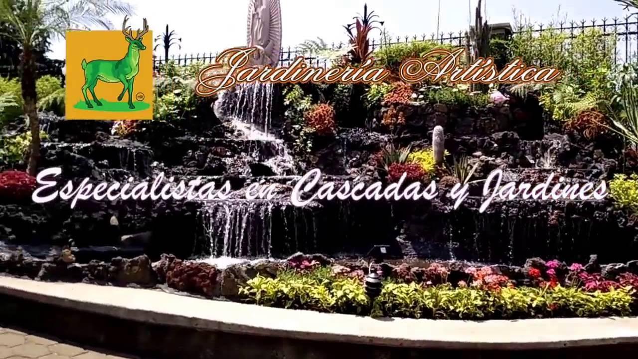 cascadas artifiales para jardin muro lloron fuentes estanques