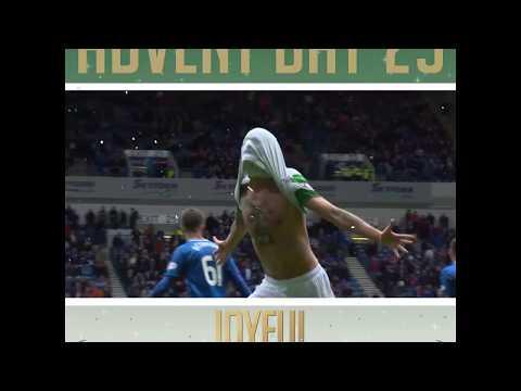 Celtic FC - Advent day 23 - Mikael Lustig