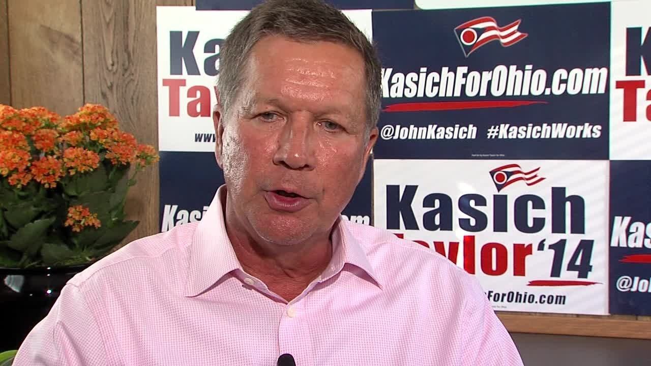 Image result for PHOTOS OF GOV KASICH