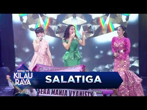 Cantik! Iis Dahlia, Tasya Rosmala Dan Rena KDI [CINTA APALAH APALAH] - Road TO Kilau Raya (22/7)