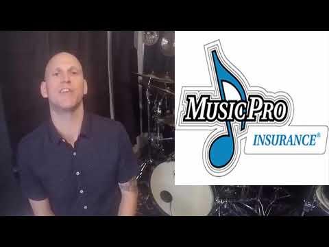 Kent Aberle talks about Music Pro Insurance