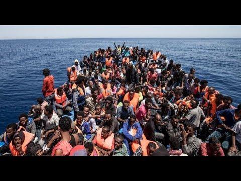انخفاض نسبة المهاجرين غير الشرعيين من تركيا إلى أوروبا  - 21:53-2019 / 1 / 17