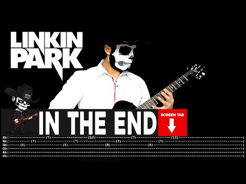 Linkin Park - In The End (Guitar Cover by Masuka W/Tab)