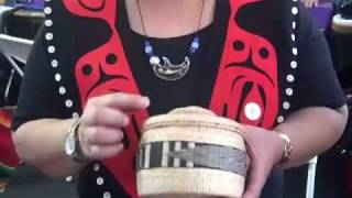 Heard @ the Heard 2011: The Family Business of Haida-Tlingit Basket Making