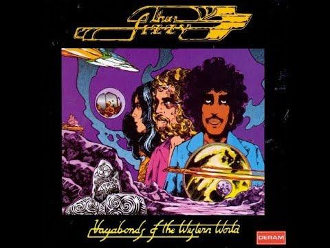Thin Lizzy - Vagabonds Of The Western World 1973 FULL VINYL ALBUM