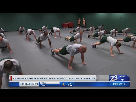 A Behind The Scenes Look At The U.S. Border Patrol Academy