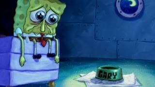 Top 3 saddest SpongeBob songs