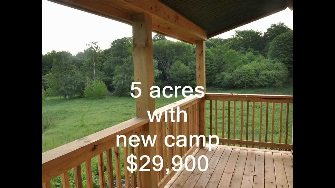 New York Camps And Land For Sale 5 Acres Ny Camp 29 900