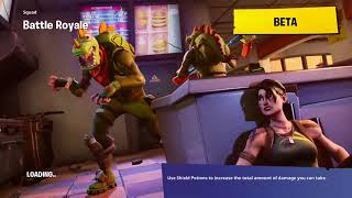 Fortnite Tournament #1- Grand Finals Sets 1 & 2 [Twitch Highlight]