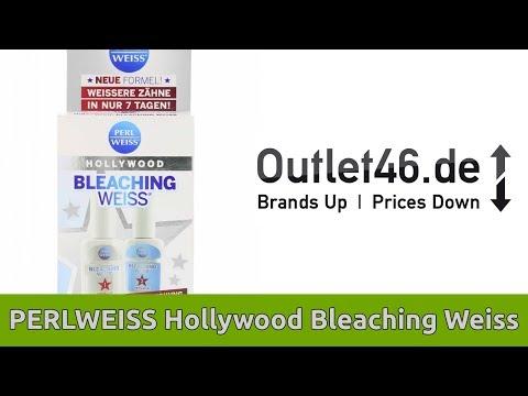 Perlweiss hollywood bleaching weiss dm
