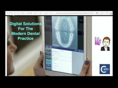 Digital Solution for the Modern Dental Practice