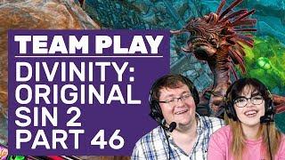 Let's Play Divinity Original Sin 2 | Part 46: Harbinger Of Doom!