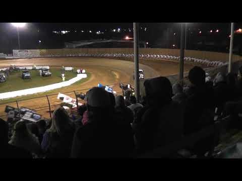 Placerville Speedway 360 Winged Sprint Car Race Part 2