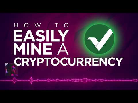 Mine a CryptoCurrency Fast & Easy - Vertcoin - by DesignCrypto