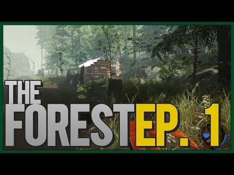 SKOGSTUR - The Forest - Episode #1 - Norsk Let's Play