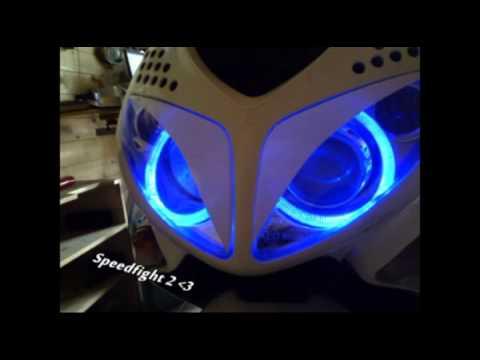 speedfight 2 optik tuning 2011 youtube. Black Bedroom Furniture Sets. Home Design Ideas