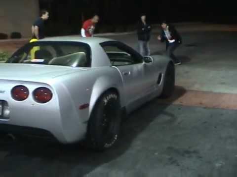427ci C5 Z06 Corvette Footage